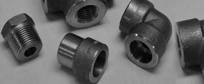 ASTM A182 Alloy Steel F91 Threaded Fittings