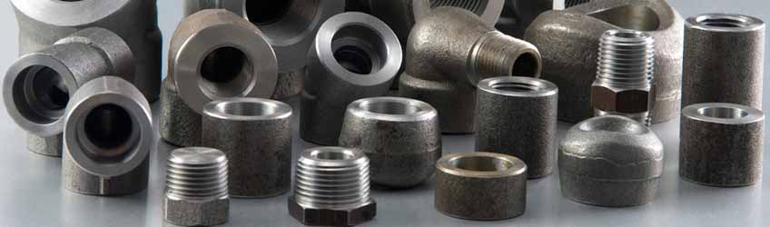 Alloy Steel F91 Threaded Fittings