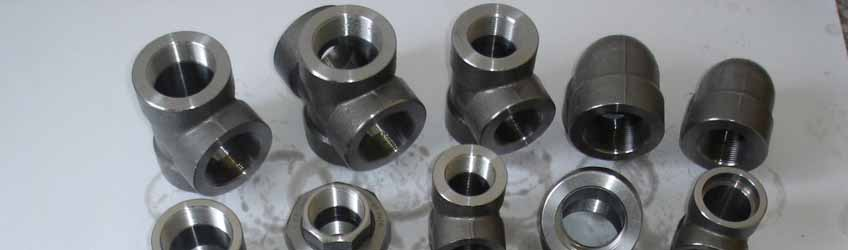 Alloy Steel F22 Socket Weld Fittings