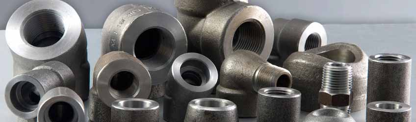 ASTM A182 Alloy Steel Threaded Fittings