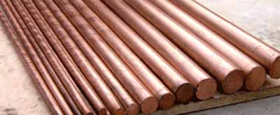 ASTM B111 Copper Nickel 90-10 Round Bars