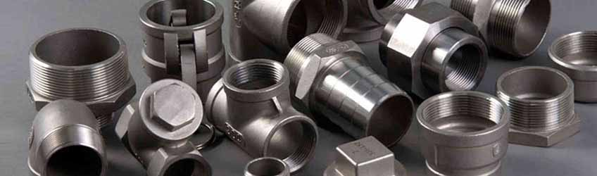 Duplex Steel S32205 Threaded Fittings