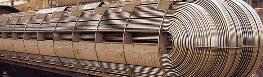 Heat Exchanger Tubes, SS Heat Exchanger Tubes Manufacturers