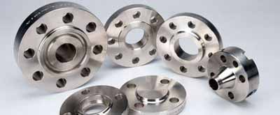 Alloy 20 Pipe Flanges