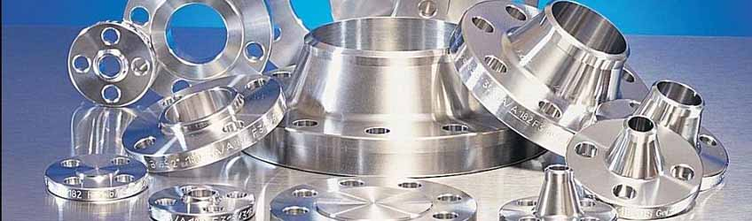 Stainless Steel 304L Slip On Flanges