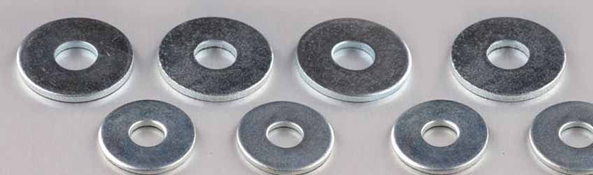 Stainless Steel 347 Washers
