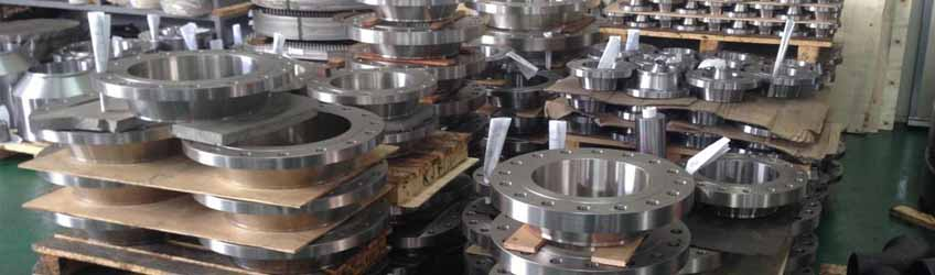 Stainless Steel 253 MA Flanges
