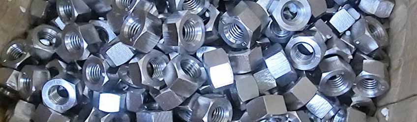 Hastelloy  C276 Fasteners Nuts