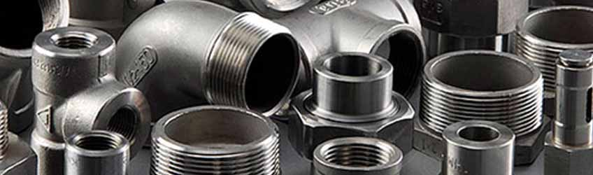 stainless steel 317L Forged Threaded Fittings