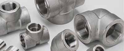 Inconel UNS N06625 Forged Threaded Fittings