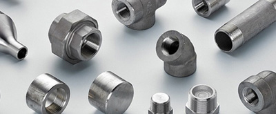 ASTM A182 316Ti Stainless Steel Threaded Fittings